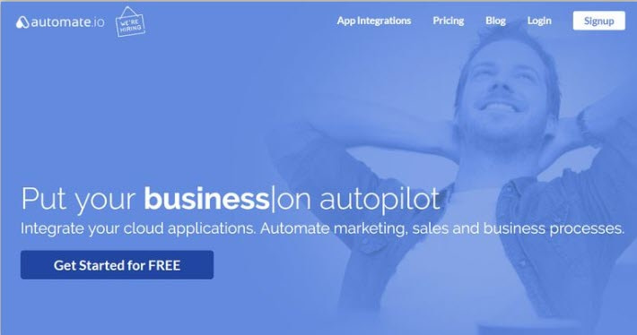 Put business on autopilot