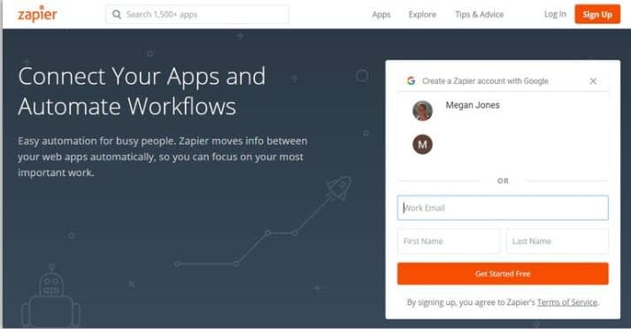 create complex workflows